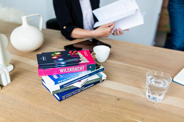 Boeken over ontwikkelen